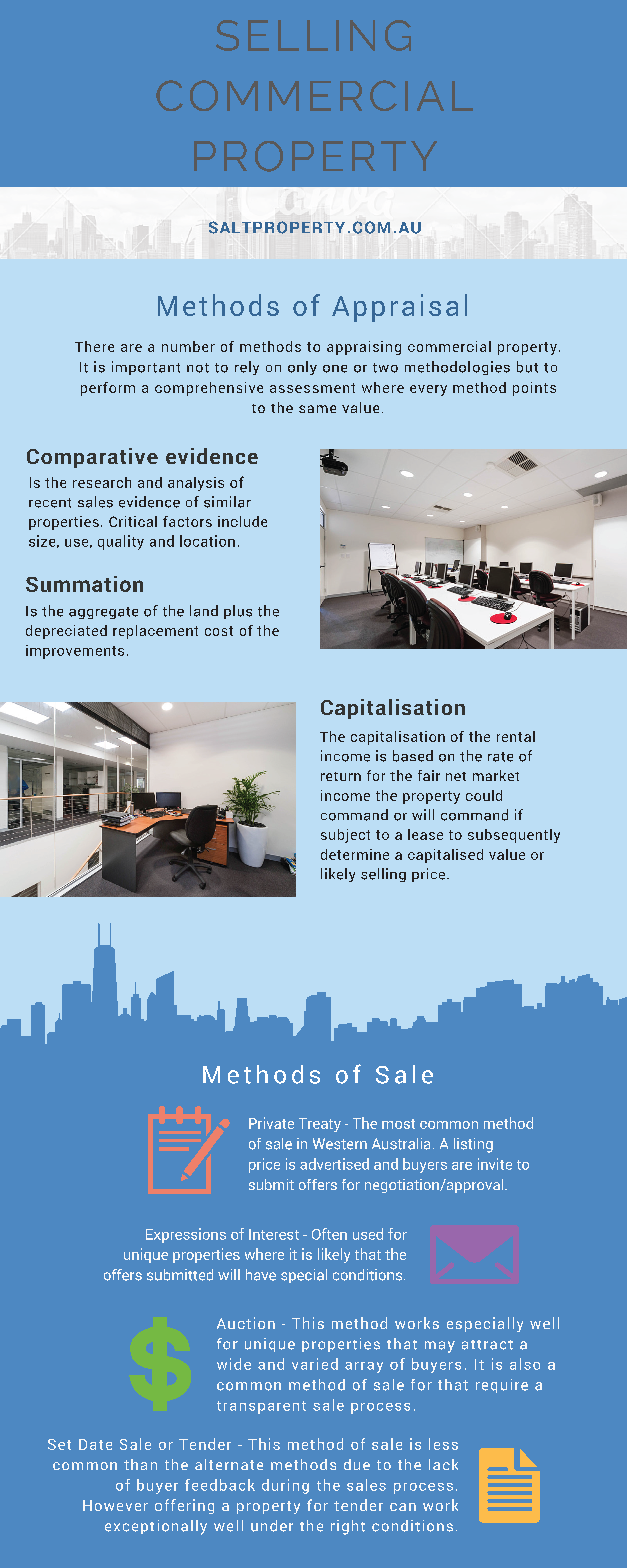 --Selling Commercial Property