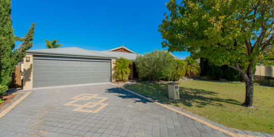 18 Cadoux Promenade, CANNING VALE, WA 6155
